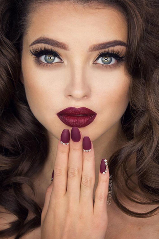 lipstick Stunning Red Lipstick Makeup Ideas stunning red lipstick makeup ideas 0
