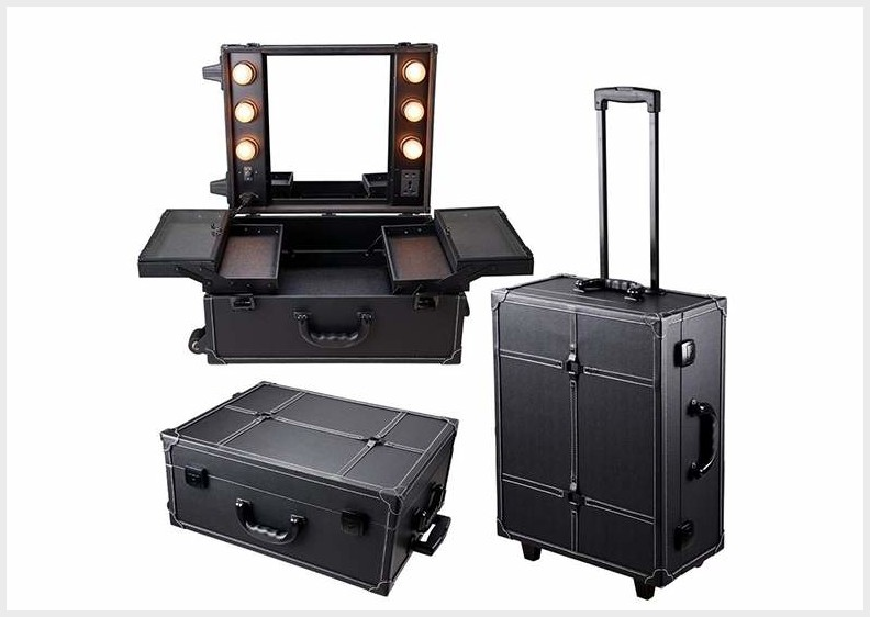 professional makeup kits How To Use Professional Makeup Kits? 9 best rolling makeup cases your buyers guide 2018 heavy com