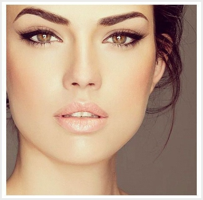 natural eyeshadow How To Make Natural Eyeshadow? beautiful makeup for brown eyes www mixonvine com 859687 0630