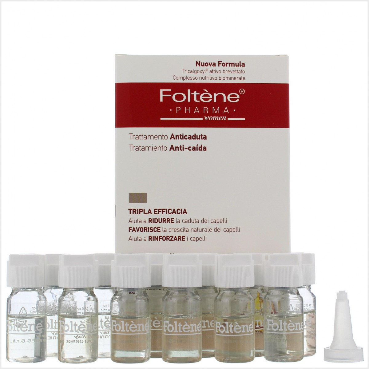 hair loss in women Solution of Hair Loss In Women foltene anti hair loss solutions for women hair and scalp treatment