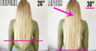 13 Ways to Make Your Hair Grow Faster how to grow your hair faster 310x165