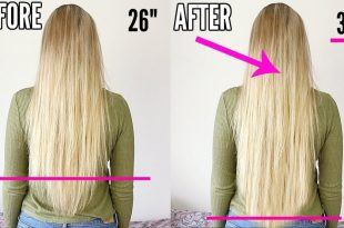 13 Ways to Make Your Hair Grow Faster how to grow your hair faster 310x205